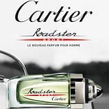 Cartier Roadster Sport туалетная вода 100 ml. (Картье Родстер Спорт), фото 4