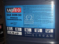 Масло трансмисс. LUXЕ Супер 80W-90 GL-5 (ТАД17и) (Канистра 20л/16,8кг) 541