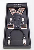 Подтяжки мужские подарочные Paolo Udini , фото 1