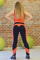 Женские спортивные штаны, Сердце плюща