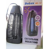 Ловушка для уничтожения насекомых  до 30 м.  DELUX AKL-12