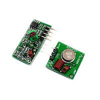 Беспроводной передатчик и приемник 433 MHz 5В