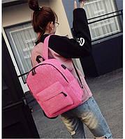 Стильный женский usb рюкзак! Отличное качество! Новинка!