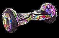 "Гироскутер Smart Balance All Road 10.5"", 2 мотора 600Wx2,Bluetooth Hip-Hop New"