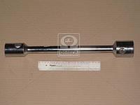 Ключ балонный для грузовиков d=25, 32x38x430мм, хром  arm25-3238