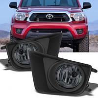 Toyota Tacoma 2012-2015 противотуманки противотуманные фары дымчатые Новые