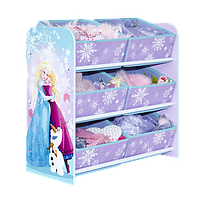 Органайзер - ящик для игрушек Холодное сердце Worlds Apart