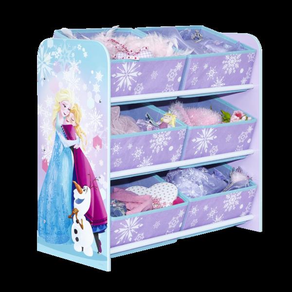 Органайзер - ящик для игрушек Холодное сердце Worlds Apart, фото 1