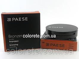 Paese Компактна пудра-бронзатор (2M) Bronzer Powder Coconut Oil