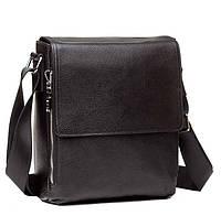 Мужская сумка через плечо TIDING BAG M8009-3A черная