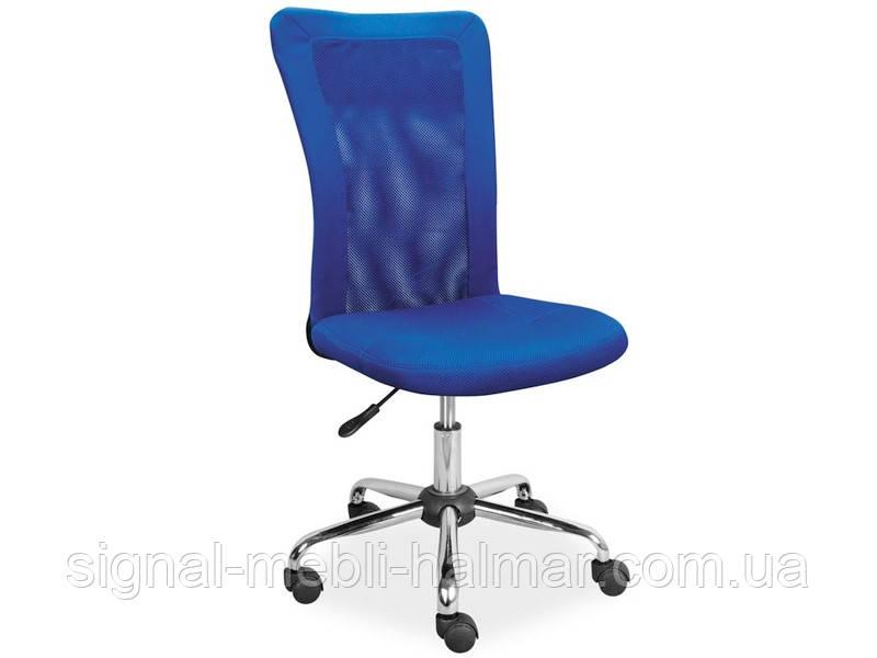 Компьютерное кресло Q-122 signal (синий)