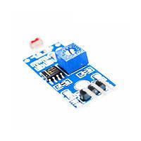 Фоторезистивный датчик освещенности Arduino