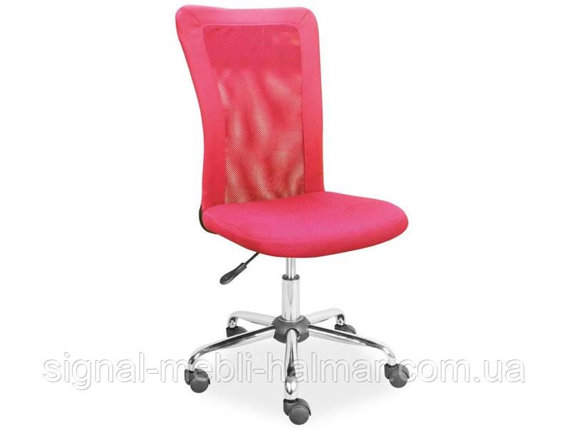 Компьютерное кресло Q-122 signal (розовый)
