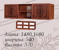 Антресоль над кроватью Василиса