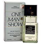 BOGART One Man Show EDT 30 ml  туалетная вода мужская (оригинал подлинник  Франция), фото 2