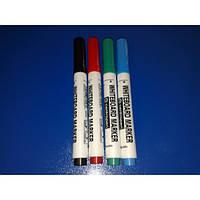 Маркер для доски (голубой, зеленый, красный, черный)
