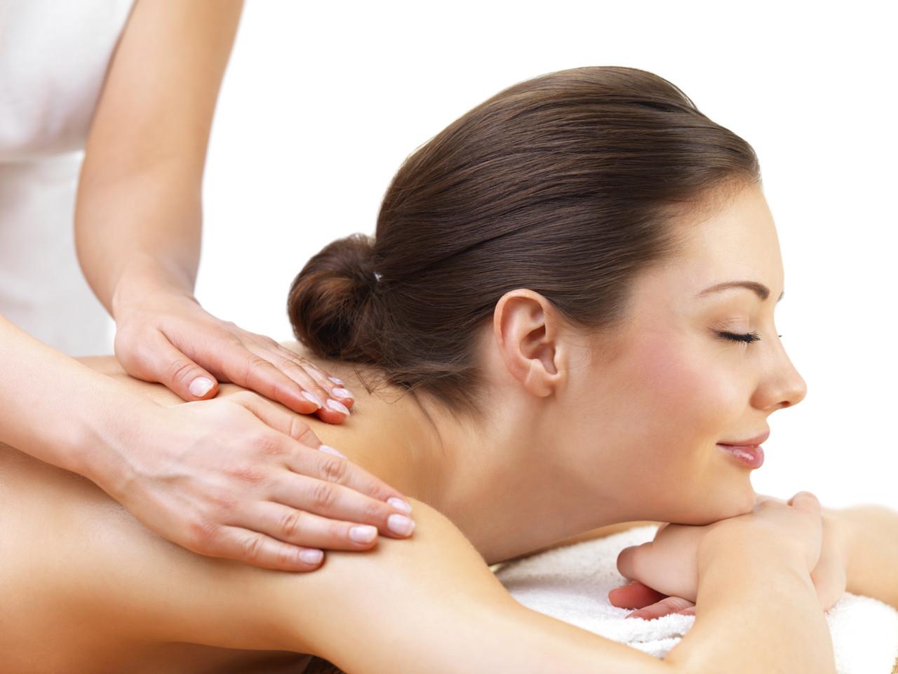 Лимфодренажный массаж тела ручной (1 час)