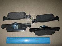 Колодка торм. DACIA LOGAN 1.2 1.5 2012-,SANDERO 2013-, CLIO IV 2012- передн. (пр-во REMSA) 1540.00
