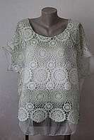 Блуза жіноча мереживо