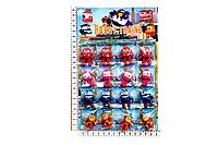 """Игровой набор Детские игровые фигурки Набор героев """"Robot Trains"""""""