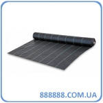 Агроткань против сорняков PP черная UV 70 гр/м2 размер 1.1 х 100м AT7011100 Bradas
