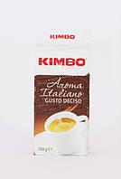 Молотый кофе из Италии Kimbo Aroma Italiano Gusto Deciso