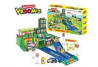 Игровой набор для детей Паркинг ВруМизПаркинг VrooMiz ZY-573 -2 этажа, машинки 4шт., в коробке