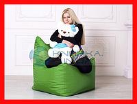 Кресло мешок Фокси |  зеленый Oksford