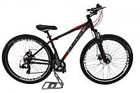 """Велосипед ARDIS BRAVE 29"""" Черный/Красный"""