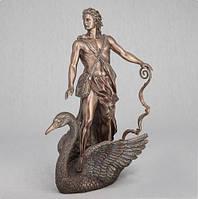 "Статуэтка ""Аполлон плывущий на лебеде"" (36 см) Veronese 72874 A4"