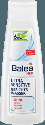 Balea тоник для очень чувствительной кожи Reinigungsmilch Ultra Sensitive, 200 ml