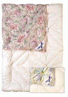 Одеяло пуховое касетное Billerbeck К1 Виктория 140x205 (0592-01/01)