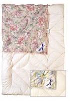 Одеяло пуховое касетное Billerbeck К1 Виктория 172x205 (0592-01/02)