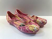 Летняя женская обувь пенка