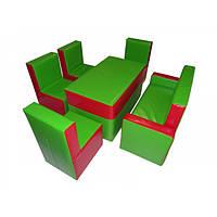 Комплект детской мебели KIDIGO «Гостинка Люкс» ГЛ-1