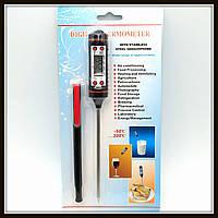 Кухонный термометр кулинарный градусник IL-113 со щупом иглой