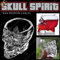 """Рюмка с черепом - """"Skull Spirit"""" - 1 шт."""