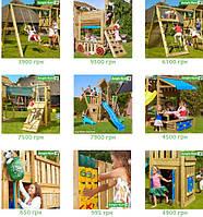 К детской площадке игровые модули приставные Джунгли, фото 1