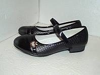 Школьные туфли для девочки, р. 32 - 37