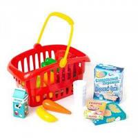 Набор Супермаркет в корзинке большой