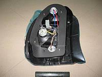 Фонарь заднего ЛАНОС модель T150 правый (белый поворотник) (производитель ОАО Автосвет) 61.3776010-01