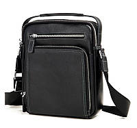 Мужская сумка через плечо TIDING BAG M737-1A черная