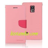 Чехол Book Cover Goospery Samsung I9300 Pink