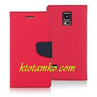 Чехол Book Cover Goospery Samsung I9300 Red