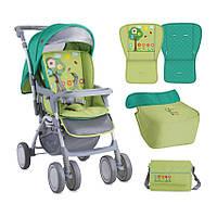 Детская прогулочная коляска COMBI GREEN GARDEN ТМ Lorelli (Bertoni) 10020081708