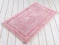 Коврик в ванную 60х100 Linda розовый Irya