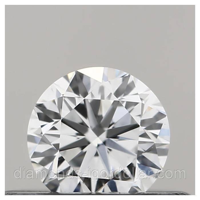 Бриллиант натуральный природный 0,3 кт GIA