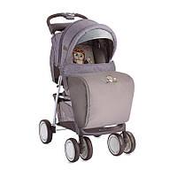 Детская прогулочная коляска FOXY BEIGE BUHU ТМ Lorelli (Bertoni) 10020521702A