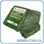 Тент водонепроницаемый Green 90 гр/м2 размер 10 x 12м PL9010/12 Bradas