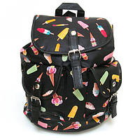 Рюкзак молодежный «Мороженое» 6985